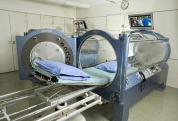 La terapia con oxígeno hiperbárico – ¿qué es esto? Indicaciones y contraindicaciones