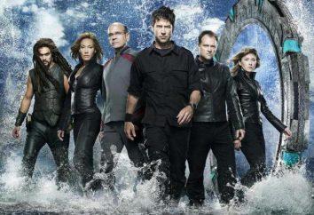 """Acteurs """"Stargate: Atlantis"""": biographie et photo"""