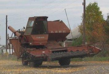 Harvester Niva – o orgulho da engenharia Soviética