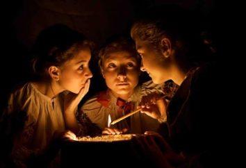 Erraten vor der Taufe. Wahrsagerei, Charme und Omen auf Epiphany