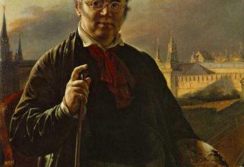 Tropinin portret Puszkina. VA Tropinin portret opisem Puszkina obrazu