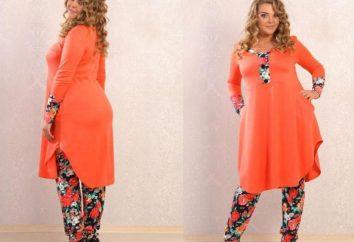 """""""Royal Fashion"""" – vestidos femeninos para señoras llenas"""