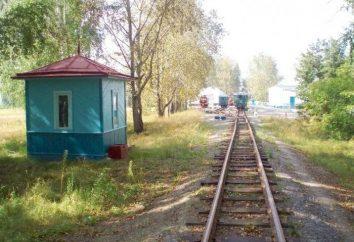 Bambini Tyumen ferroviarie – un luogo che merita una visita