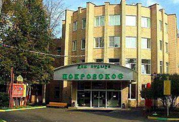 """""""Pokrovsky"""" – Casa: comentários, endereço. Hotéis em Moscovo"""