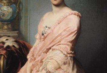 Femmes célèbres: Marie Duplessis. Biographie et photos