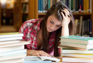 Wie passieren Prüfungen in Klasse 9: Eigenschaften, Objekte und Empfehlungen