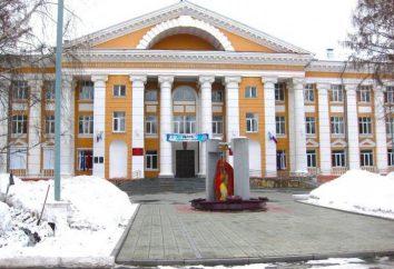 Ural Instytut Ministerstwa Sytuacji Nadzwyczajnych, Jekaterynburg