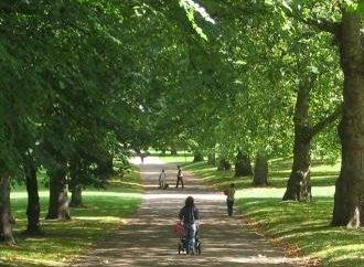 ¿Qué es Hyde Park para los lugareños y turistas?