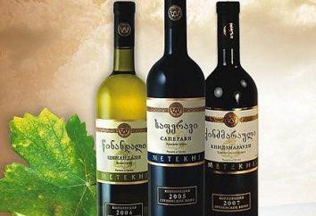 vini georgiani: una panoramica