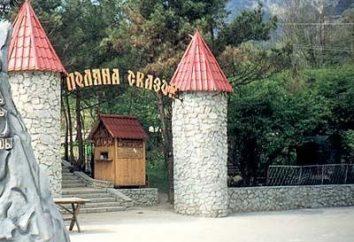 Yalta: die Sehenswürdigkeiten und Unterhaltung. Freizeitparks