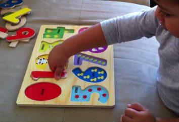Die Zahl der Kinder in den Bildern, Färbung Bücher, Spiele, Gedichte