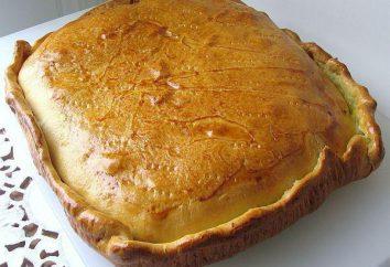 Con Pie líquido col – receta paso a paso