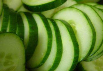 Comment faire cuire à la lotion de concombre à la maison? Options pour différents types de peau