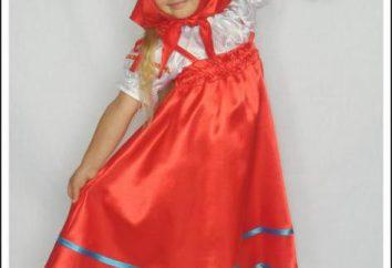 Rapidamente e semplicemente cucire bambole di nidificazione costume per le ragazze