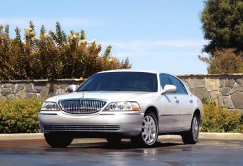 Land Yacht Lincoln Town Car