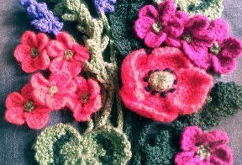 Como flores de crochê e o que você precisa saber para isso