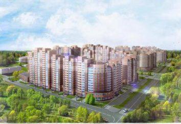"""LCD """"verdes afueras de un pueblo,"""" Ramenskoye: constructor, comentarios. Nuevos edificios en la región de Moscú"""