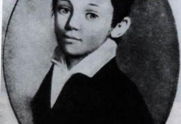 Wielki poeta rosyjski Baratynskiy Jewgienij Abramowicz: biografia, kreatywność