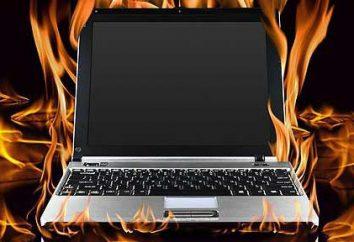 Jak znajdę temperaturę laptopa? Jaka powinna być temperatura w laptopie?