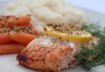saumon cuire au four: recettes pour tous les goûts