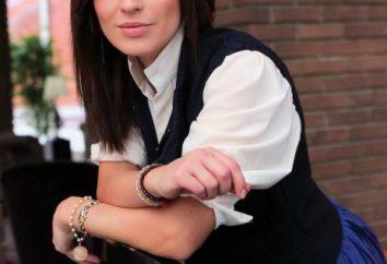 Skąd Irina Muromtseva znany rosyjski prezenter telewizyjny?