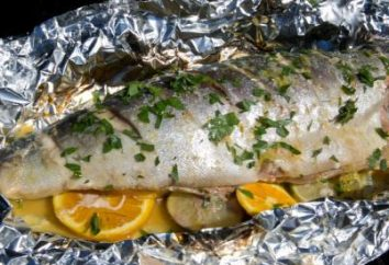 Receta de pescado relleno: cómo cocinar? pescado relleno: un paso a paso de la receta fotos