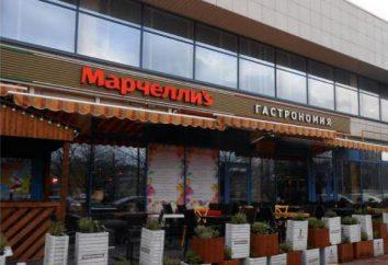 """Restaurant """"Marchellis"""" in St. Petersburg. Die Beschreibung, Menü, Bewertungen"""