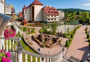 """W hotelu """"Dian"""" Skhidnytsya: opis, zdjęcia i opinie"""