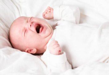 Dlaczego ból brzucha u niemowląt?