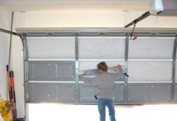 Jak zrobić i zainstalować bramę wyciąg z rękami?