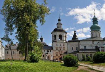 Klasztor Kirillo-Belozersky: historia, zdjęcie, opis, architektura, ikony. Jak dotrzeć do klasztoru Kirillo-Belozersky?