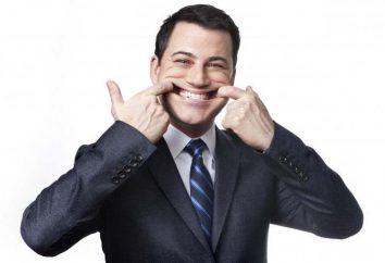 Gospodarz programu Dzhimmi Kimmel. Biografia, kariera, życie osobiste