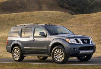 """""""Nissan Pathfinder"""" – especificações e design III geração dos veículos off-road lendários"""