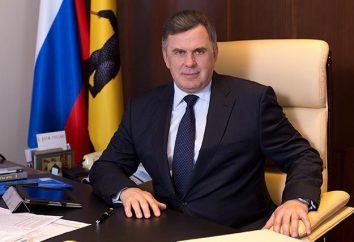 Yastrebov Siergiej Nikołajewicz: życiu publicznym i politycznym od byłego gubernatora Jarosławiu
