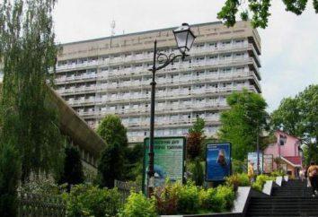"""Sanatorium """"Wiosna"""", Truskawiec: Opis, funkcje, usługi i recenzje"""