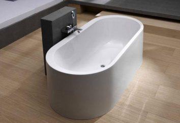 Cersanit – baños de acrílico. Los comentarios, instalación