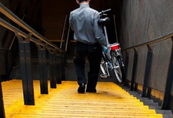 Sia in metropolitana con la moto? Biciclette in metropolitana: norme per i bagagli. Bike sui mezzi pubblici