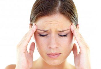 O que nos diz a dor nas têmporas: as causas da doença