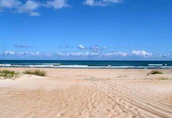 El Dzhemete pueblo: playas y recreación