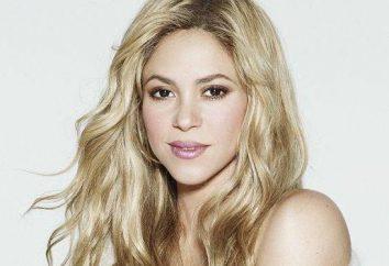 """Espíritus """"Shakira"""": revisión de los sabores más populares"""