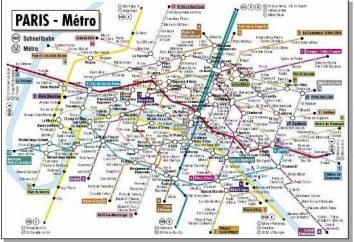 Metro Paris. Memo per i turisti