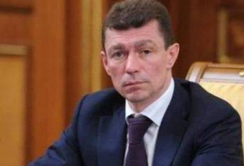 Maxim Topilin: biografia, carriera