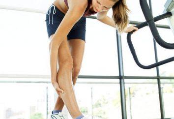 Il dolore muscolare dopo l'addestramento: cosa fare e come essere