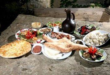 Kaukasische Küche – Eigenschaften und Traditionen