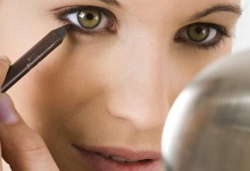 Maquillaje para ojos grandes