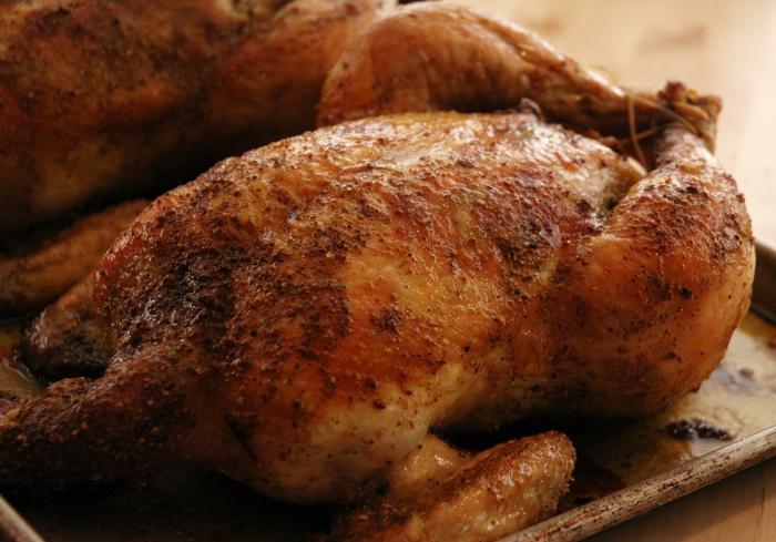 W Jakiej Temperaturze Upiec Kurczaka W Calosci Piekarnika I Kawalki