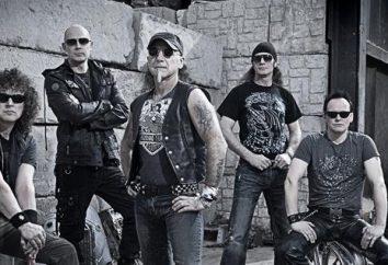 """O grupo """"Aceitação"""". Bom heavy metal old"""