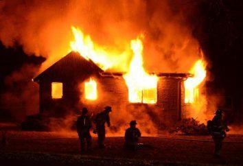 Brandschutz im Alltag und die Organisation des Bevölkerungsschutzes