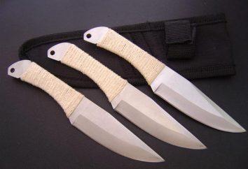 Jak zrobić uchwyty do noży własnymi rękami