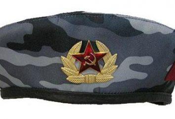 Boina aerotransportada. Airborne toma URSS